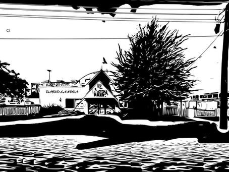 Krańcowo III - Rozdział XIII - Zalane miasto
