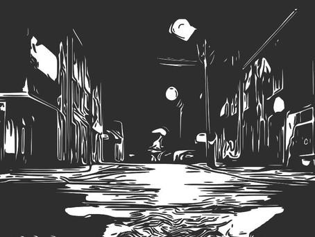 Rozdział X - Noc latarni
