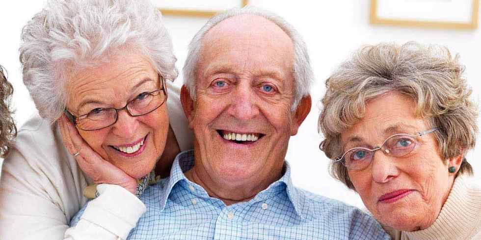 """JORNADA APQP: """"¿Qué visión tenemos de los adultos mayores?"""""""