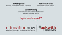 Education Now: The Future of Work