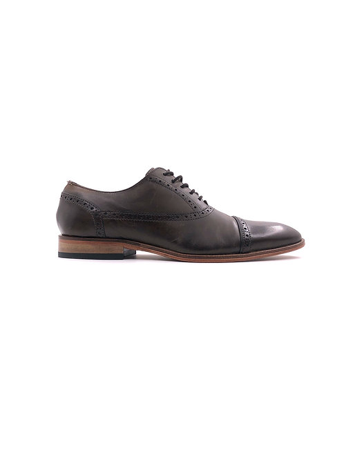 Brown Oxford Brogue