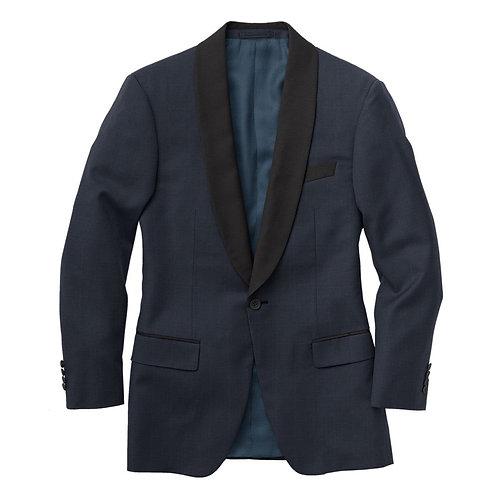 Debonair Blue Shaw Tuxedo