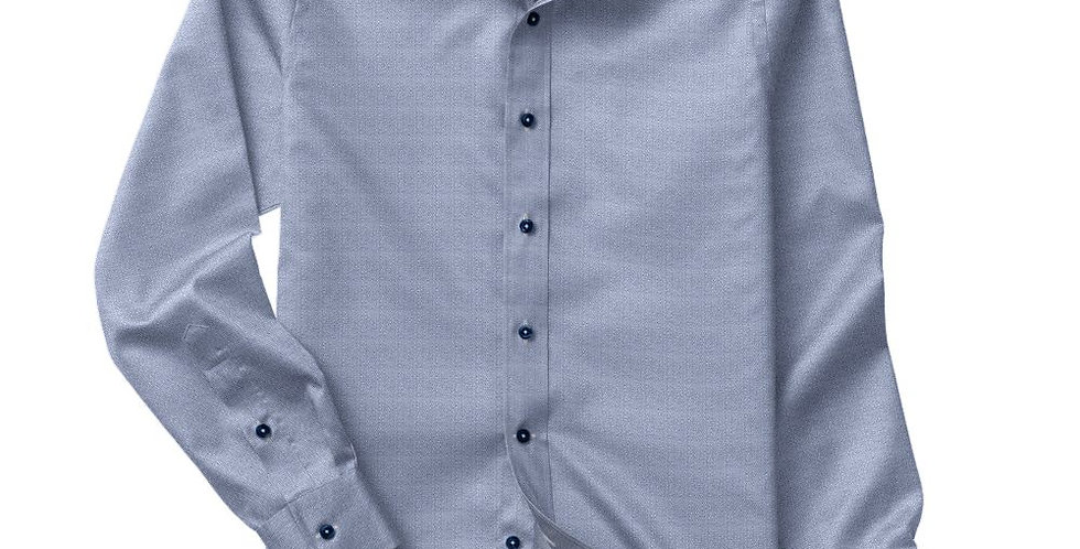 Navy Royal Weave Shirt