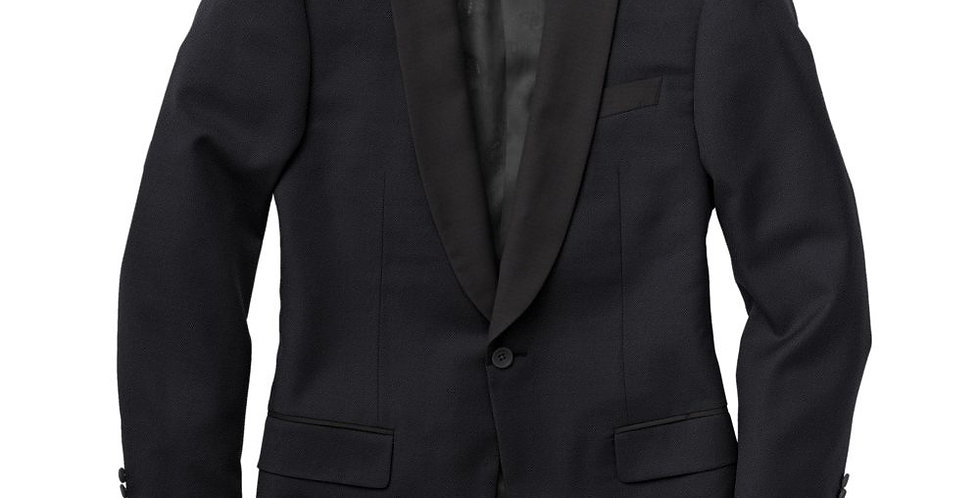 Debonair Black Shawl Tuxedo