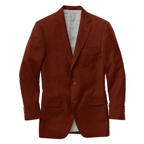 Debonair Burnt Orange Suit