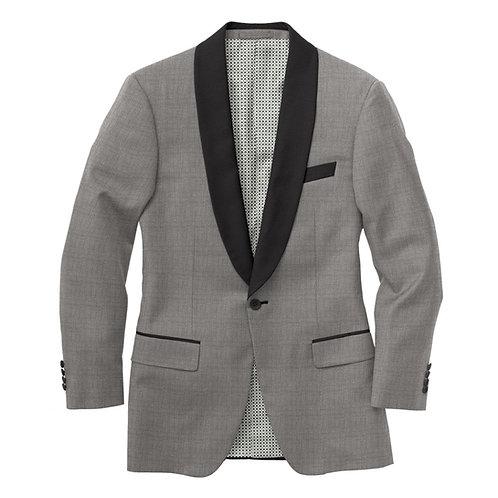 Debonair Light Grey Shawl Tuxedo