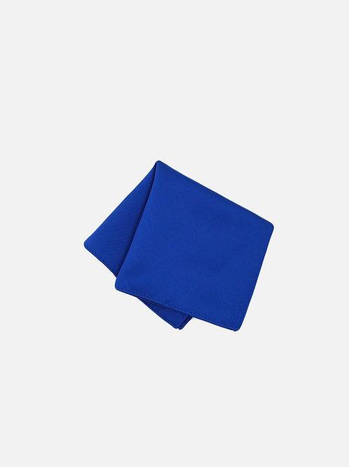 Solid Royal Blue Pocket Square