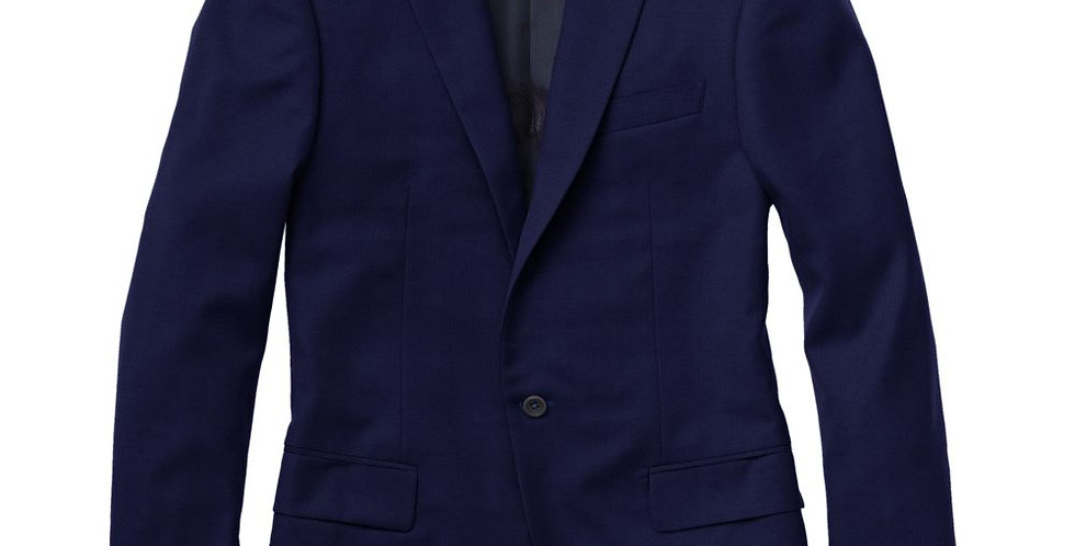 Debonair Blue Suit