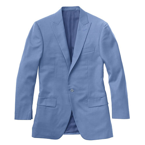 Debonair Light Blue Suit