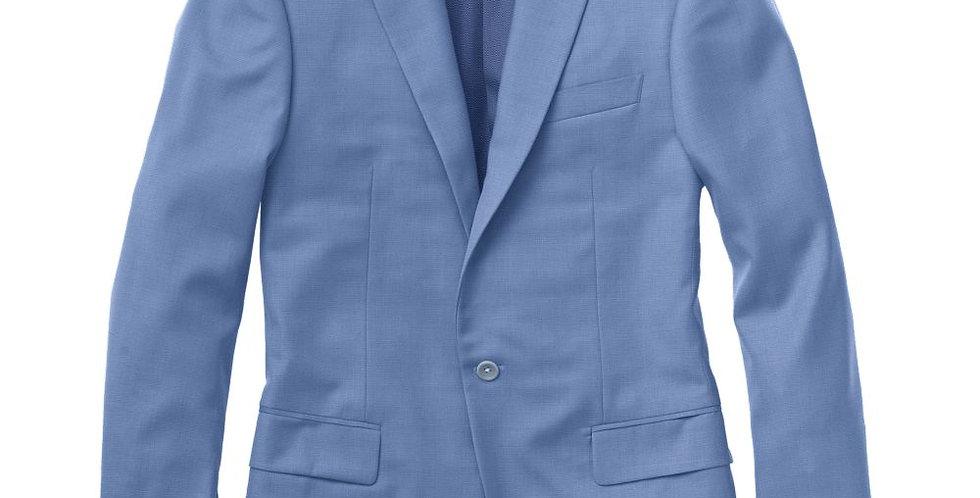 Debonair Light Blue Suit