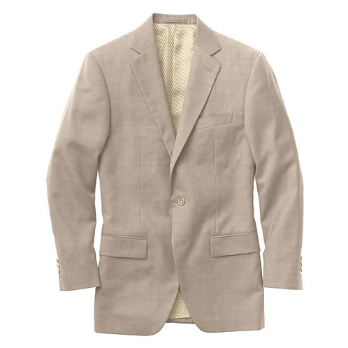 Debonair Tan Suit