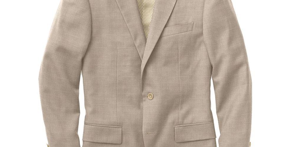 Debonair Tan Suit