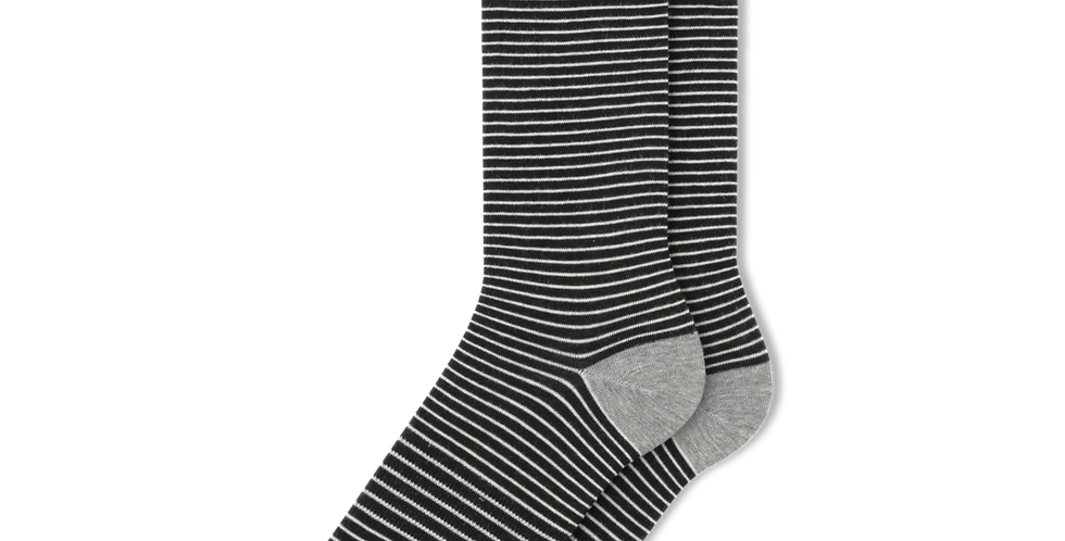 MENS FUNDAMENTAL STRIPE CREW