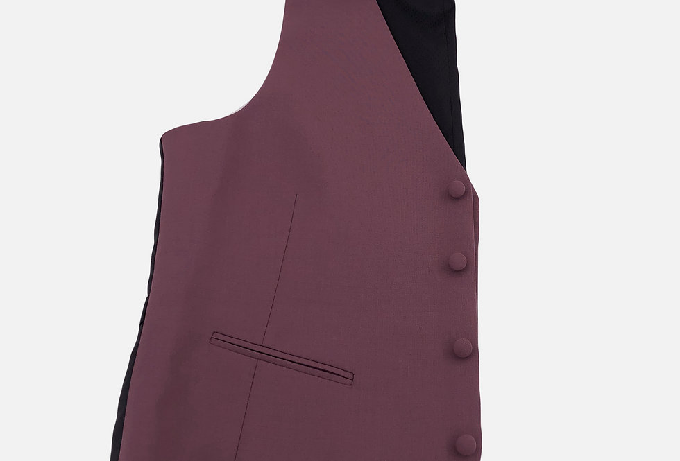 Rose 4 Button Vest