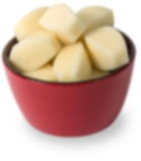 Pommes de terre locales