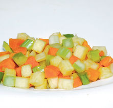 Macédoine de légumes La Légumerie