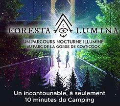 Camping à proximité de Foresta Lumina