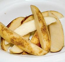 Pommes de terre quartiers La Légumerie