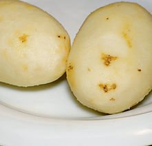 Pommes de terre rondes à couper La Légumerie
