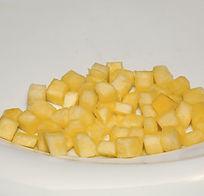 Navet en cubes La Légumerie