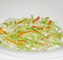 Chou émincé avec carottes La Légumerie