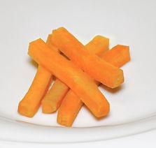 """Patates douces en bâtonnets 3/8"""" La Légumerie"""