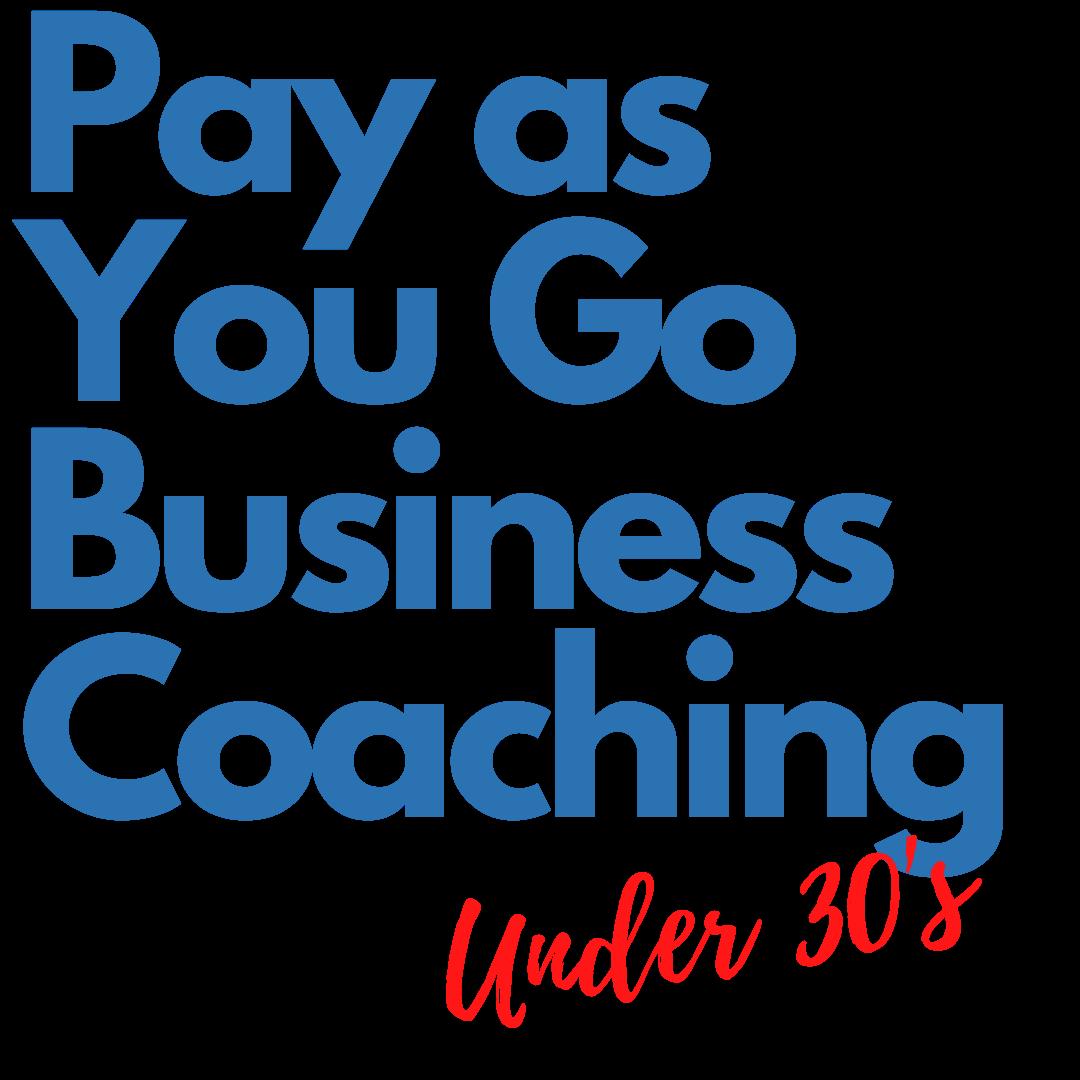 Pay as You Go - Business Coaching