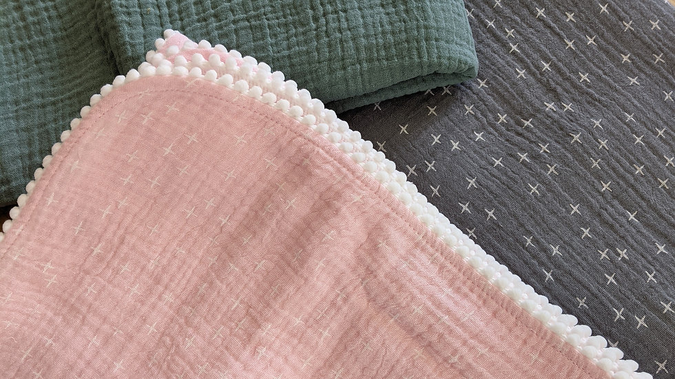 Organic Cotton Muslins