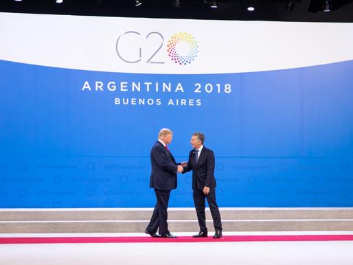 Aprender haciendo: la diplomacia argentina bajo la administración de Cambiemos