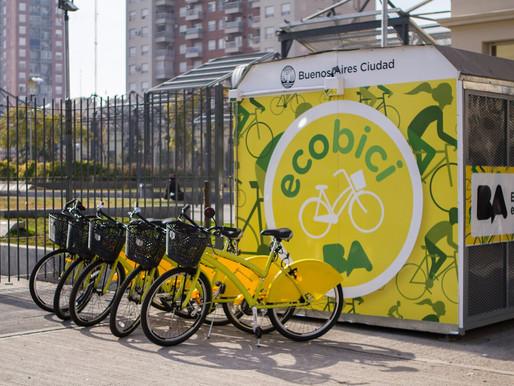 Revolución en 2 ruedas:  el programa EcoBici en CABA