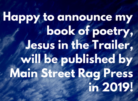 Poetry Book to be Published!