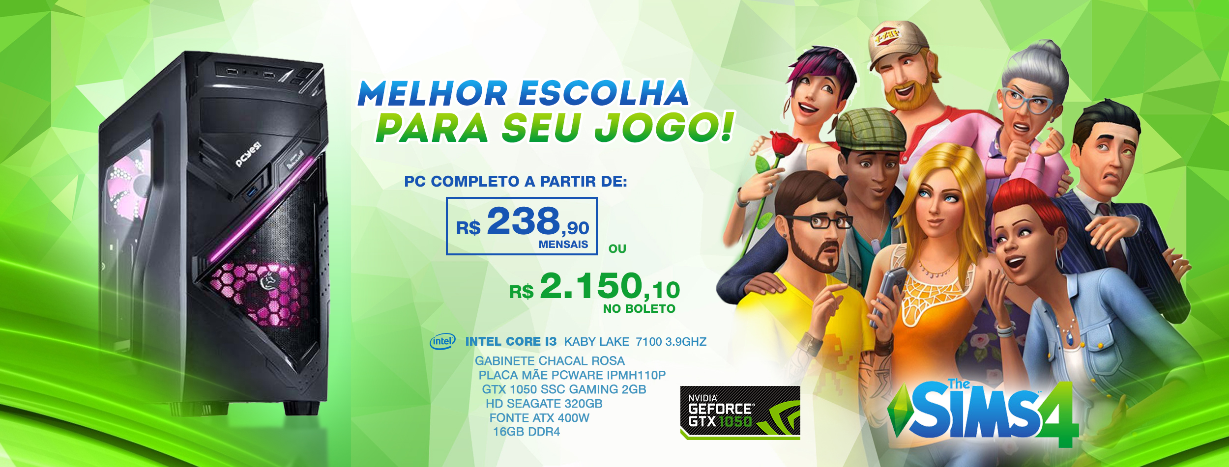 Banner The Sims3