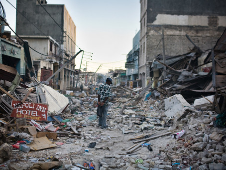 Haiti's Reality after Catastrophic Earthquakes