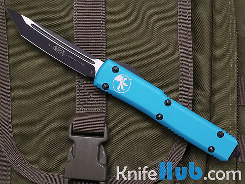 Microtech Ultratech T/E Turquoise Standard 123-1 TQ