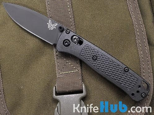 Benchmade Mini Bugout 533BK-2 CPM S30V Black Blade CF Elite Scales Axis Lock
