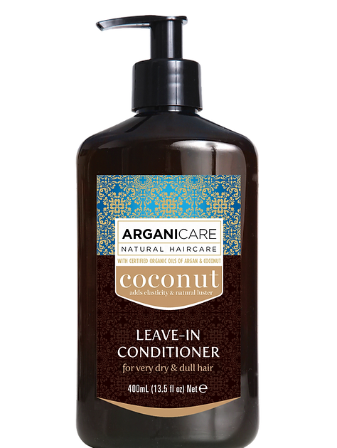 coconut oil hair care products LEAVE iN CONDITIONER