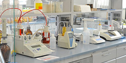 Modern lab equipment
