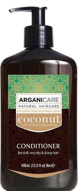 coconut oil hair care products conditioner
