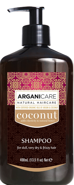 coconut oil hair care products shampoo