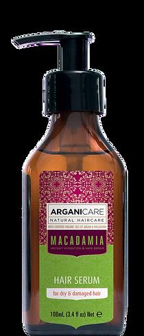 Macadamia oil serum