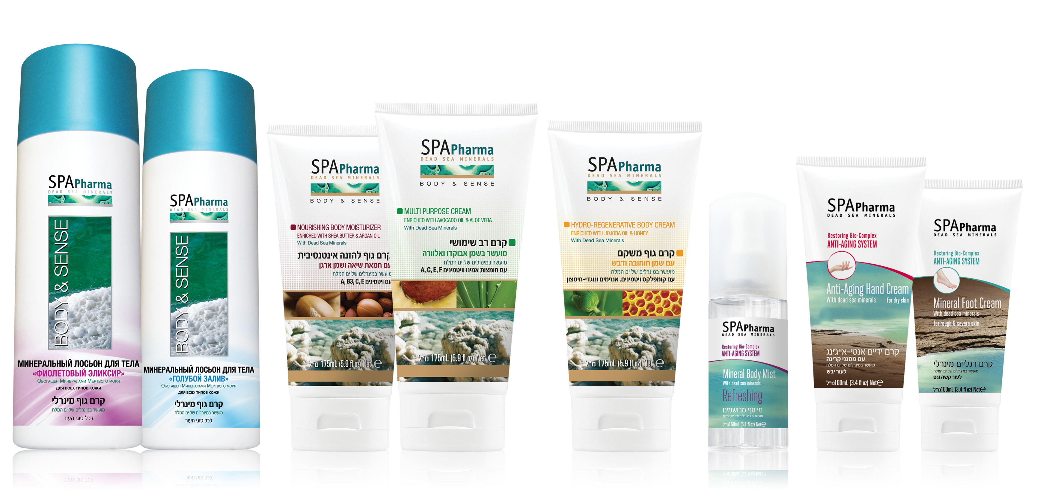 SPApharma Dead Sea Minerals