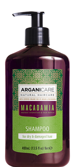 macadamia shampoo