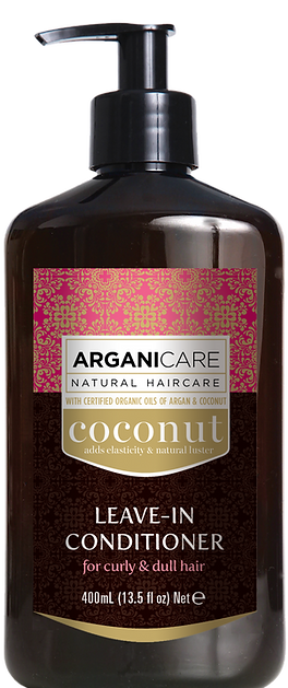 coconut oil hair care products LEAVE-IN CONDITIONER
