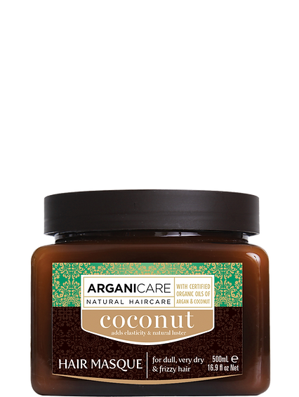 coconut oil hair care products hair masque