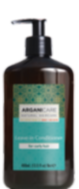 argan oil hair care products LEAVE-IN CONDITIONER