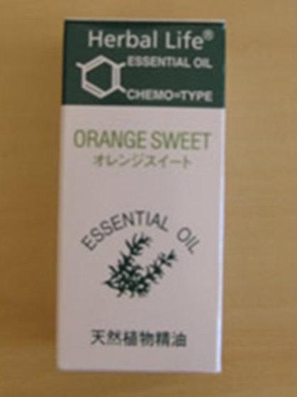 オレンジスイート精油 3ml
