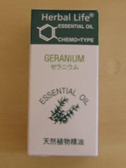 ゼラニウム精油 3ml