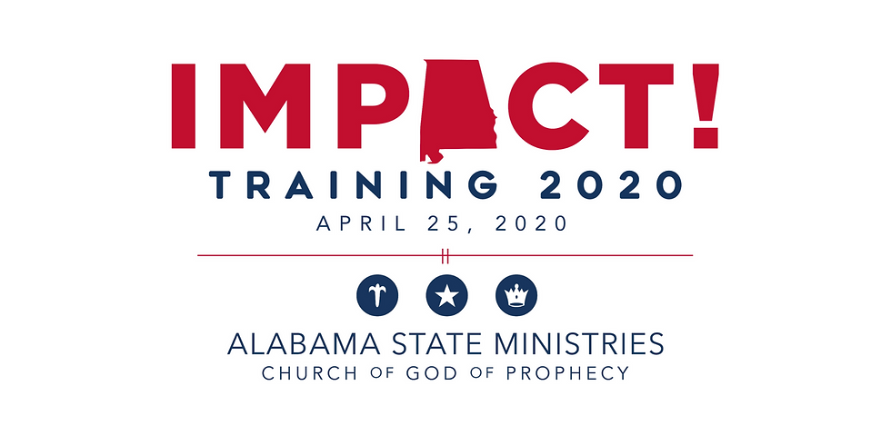 Impact 2020 Pastors and Leaders Training