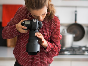 Qual o Melhor Lugar para Fotografar Alimentos?