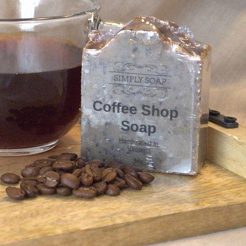 Coffee Shop Soap